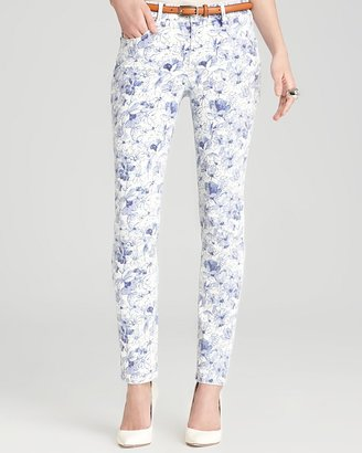 Isaac Mizrahi Jeans Samantha Skinny Jeans in Liberty Floral