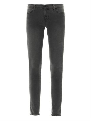 J Brand 620 Photo Ready mid-rise skinny jeans