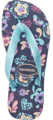 Havaianas 'Flores' Flip Flop (Toddler & Little Kid)