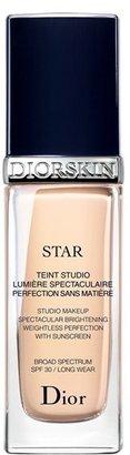 Dior 'Diorskin' Star Studio Foundation - 010 Ivory $50 thestylecure.com