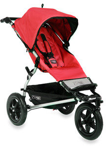 Bed Bath & Beyond Mountain Buggy® Evolution Urban Jungle Stroller - Chilli