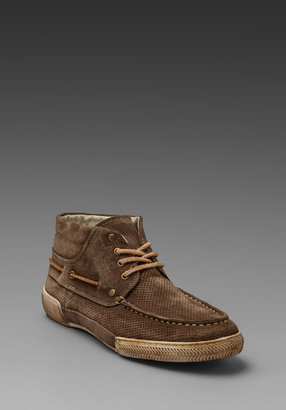 Rogue Trouble Maker Washed Suede