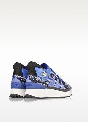 Kenzo Kalifornia Knit Wave Sneakers