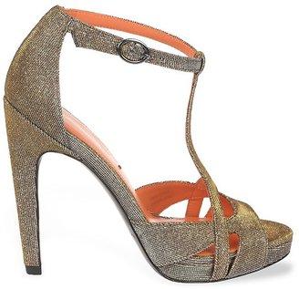 Via Spiga Evening Sandals - Pamela High Heel
