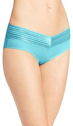 Warner's Women's No Pinching No Problems Lace Hipster Panty $8.26 thestylecure.com