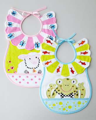 Mackenzie Childs MacKenzie-Childs Toddler Bib
