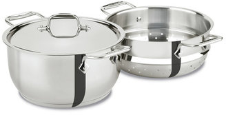 All-Clad Stainless-Steel Steamer, 5 quart