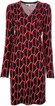 Diane von Furstenberg 'Linda' wrap dress