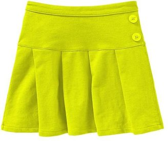 Gap Neon pleated skirt