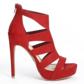 Candies Candie's ® gladiator high heels - women