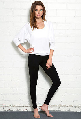 Forever 21 Loose Fit Workout Top