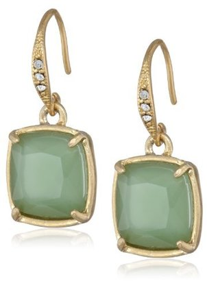 "Carolee California Girls"" Cushion Drop Earrings"