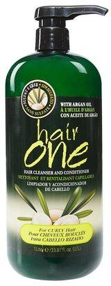 Hair One Argan Oil Hair Cleanser Conditioner