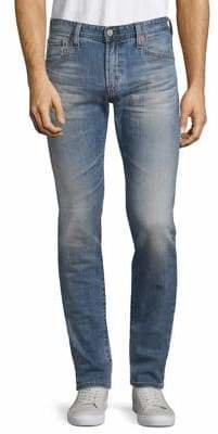 AG Jeans Slim Skinny-Fit Jeans