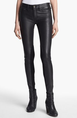Rag and Bone 'The Reverse' Leather Pants