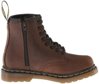 Dr. Martens Kid's Collection - Brooklee 8-Eye Boot Kids Shoes