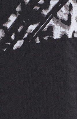 Kenneth Cole New York 'Jules' Print Blouse (Petite)