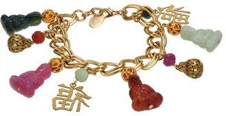 Bee Charming Jewelry Lucky Buddha Bracelet