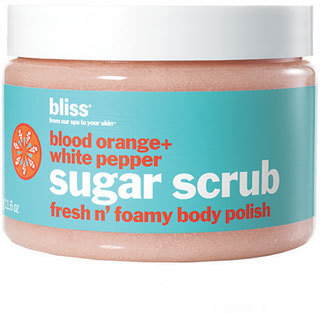 Bliss 'Blood Orange + White Pepper' Body Scrub