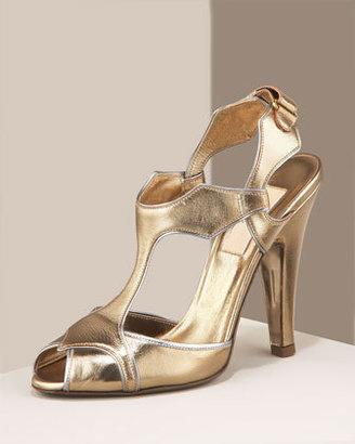Valentino Cabaret T-Strap Sandal