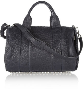 Alexander Wang The Rocco textured-leather bag