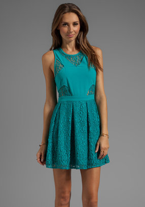 Style Stalker B-Ball Lace Dress