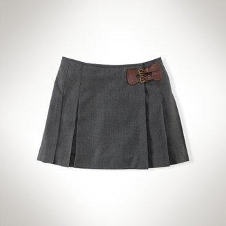 Wool Flannel Kilt