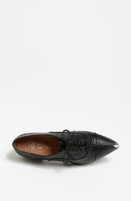 Jeffrey Campbell 'Damone' Oxford Flat