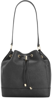 Calvin Klein Medium Drawstring Bucket Bag