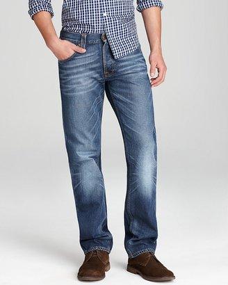 Nudie Jeans Thin Finn Slim Fit in Blue