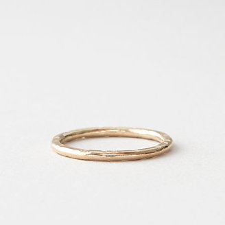 Steven Alan ANOTHER FEATHER gold crest ring