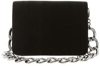 L'Wren Scott Collection Velvet Clutch