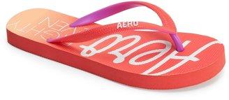 Aeropostale Aero Eighty-Seven Flip-Flop