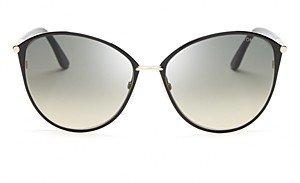 Tom Ford Women's Penelope Oversized Sunglasses, 59mm