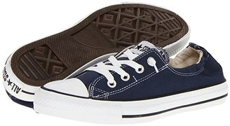 Converse Chuck Taylor(r) All Star(r) Shoreline Slip-On (Athletic Navy) Women's Slip on Shoes
