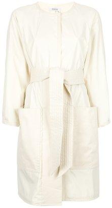 Sonia Rykiel Sonia By belted mid-length coat