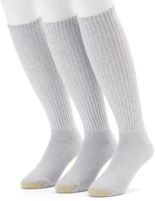 Gold Toe Men's GOLDTOE Ultra TEC Over-the-Calf Socks