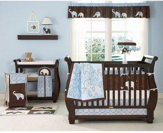Carter's elephant bedding coordinates