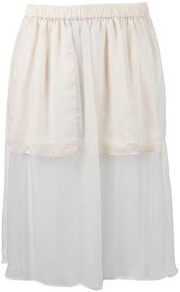 Stine Goya 'Desire' sheer skirt