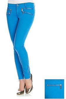 MICHAEL Michael Kors Color Skinny Jean