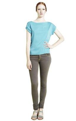 Alice + Olivia 5 Pocket Skinny Jean