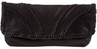 Antik Batik 'Mayra' leather clutch