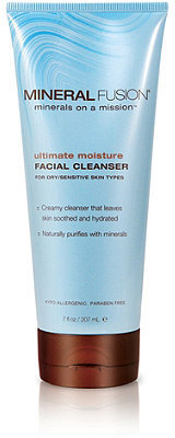 Ulta Mineral Fusion Ultimate Moisture Facial Cleanser