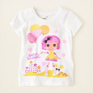Children's Place Lalaloopsy sweet graphic tee