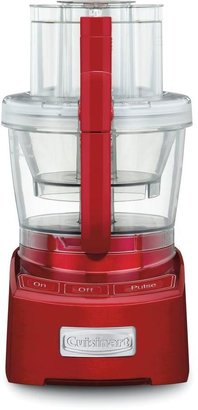 Cuisinart Elite Collection 12-Cup Food Processor in Metallic Red