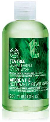 The Body Shop Mini Tea Tree Skin Clearing Facial Wash