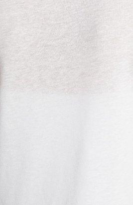 Caslon Lace Yoke Tee (Regular & Petite)