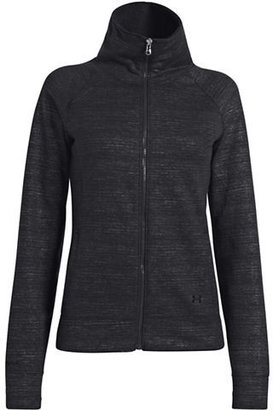 Under Armour Charged Cotton Storm Marble Sherpa Full Zip Up