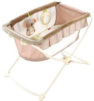 Fisher-Price Rock 'n Play Portable Bassinet - Tan