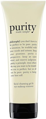 philosophy Purity Made Simple Facial Cleansing Gel & Eye Makeup Remover
